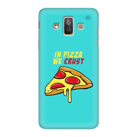 Pizza Crust Samsung Galaxy J7 Duo Cover