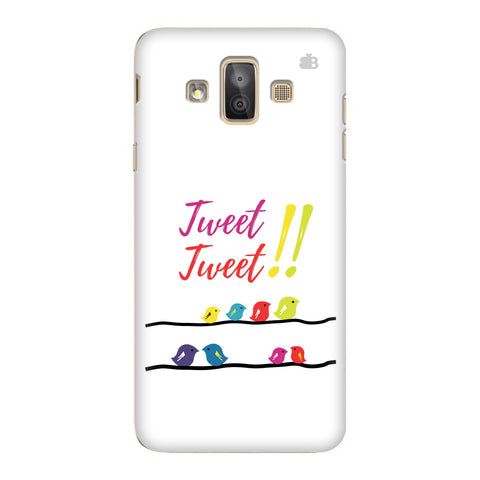Tweet Tweet Samsung Galaxy J7 Duo Cover
