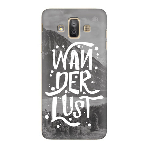 Wanderlust Samsung Galaxy J7 Duo Cover