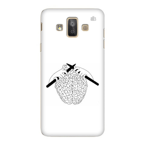 Weaving Brain Samsung Galaxy J7 Duo Cover
