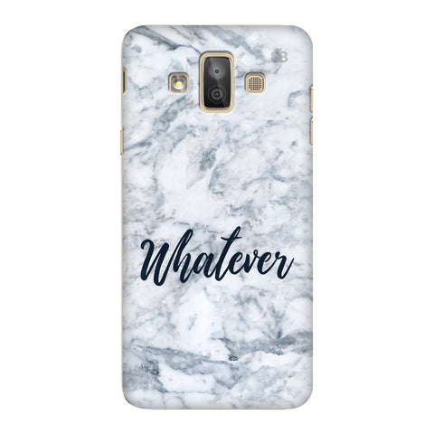 Whatever Samsung Galaxy J7 Duo Cover