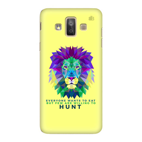 Willing to Hunt Samsung Galaxy J7 Duo Cover