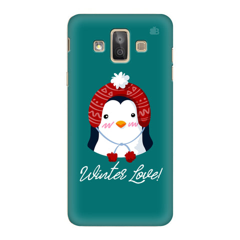 Winter Love Samsung Galaxy J7 Duo Cover