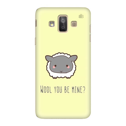 Wool Samsung Galaxy J7 Duo Cover