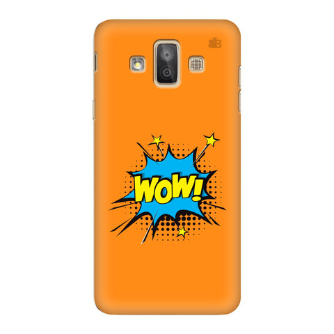 Wow! Samsung Galaxy J7 Duo Cover
