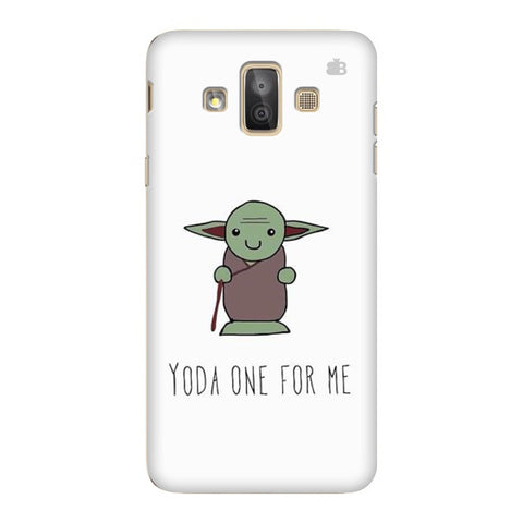 Yoda One Samsung Galaxy J7 Duo Cover