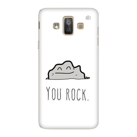You Rock Samsung Galaxy J7 Duo Cover