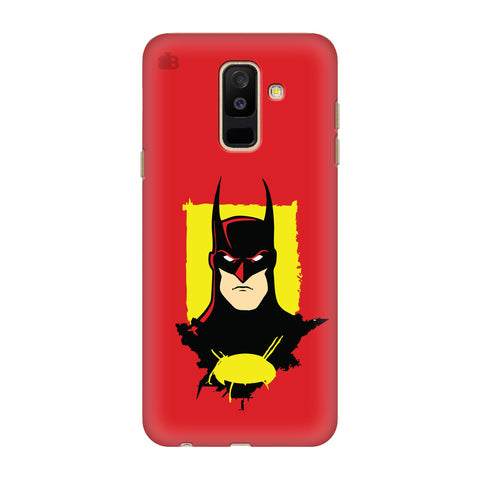 Badass Superhero Samsung Galaxy J8 Cover