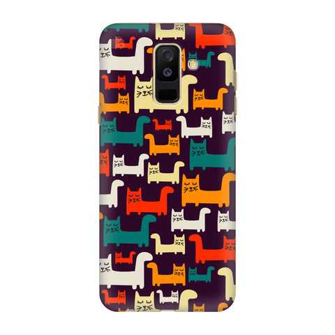 Chill Cats Samsung Galaxy J8 Cover