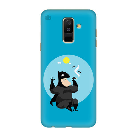 Chllin Superhero Samsung Galaxy J8 Cover
