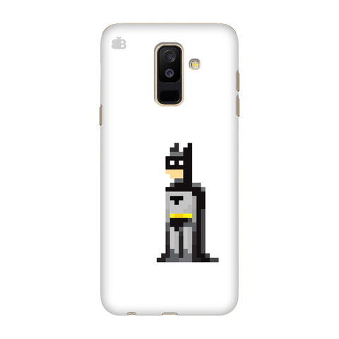 Pixelated Superhero Samsung Galaxy J8 Cover