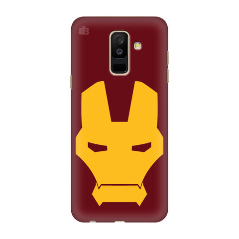 Superhero Mask Samsung Galaxy J8 Cover