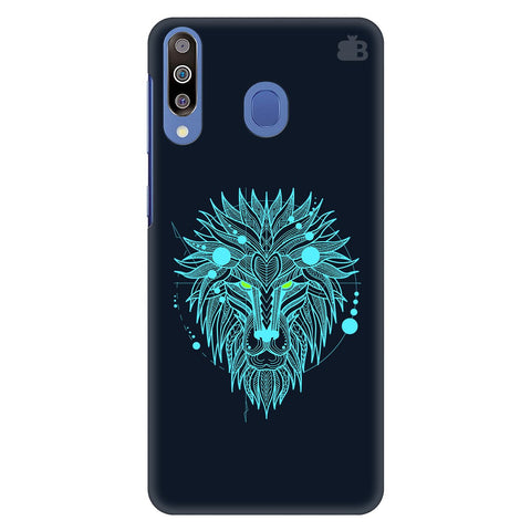 Abstract Art Lion Samsung Galaxy M30 Cover