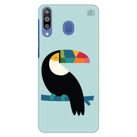 Calm Bird Samsung Galaxy M30 Cover