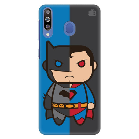 Cute Superheroes Annoyed Samsung Galaxy M30 Cover