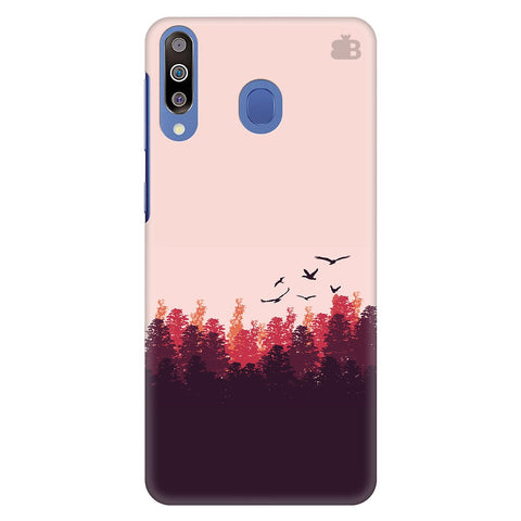 Forest Samsung Galaxy M30 Cover