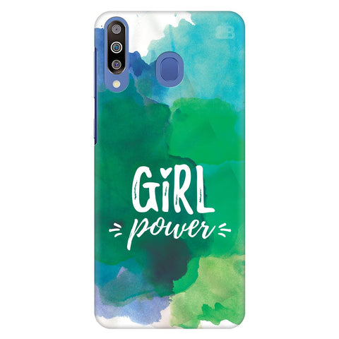 Girl Power Samsung Galaxy M30 Cover