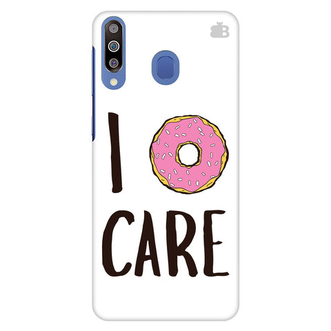 I Donut Care Samsung Galaxy M30 Cover