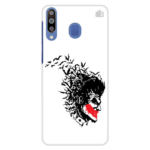 Joker Bats Samsung Galaxy M30 Cover