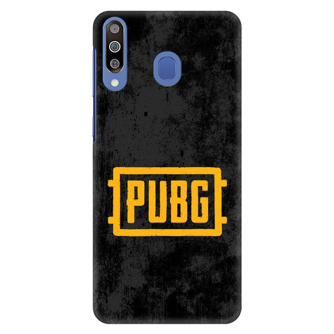 PUBG Samsung Galaxy M30 Cover