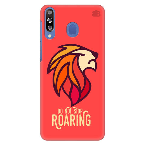 Roaring Lion Samsung Galaxy M30 Cover