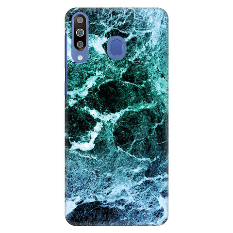 Sea Marble Samsung Galaxy M30 Cover
