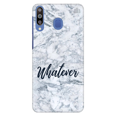 Whatever Samsung Galaxy M30 Cover