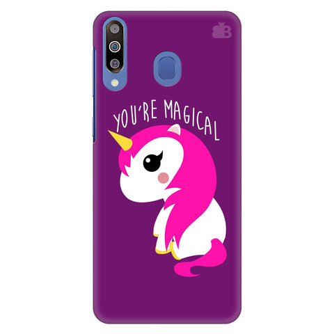 You re Magical Samsung Galaxy M30 Cover