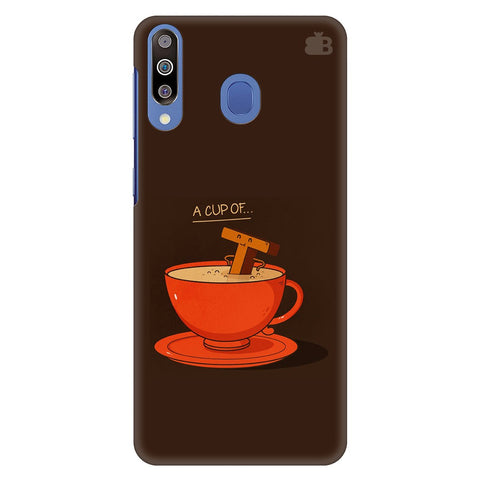 Cup Of Tea Samsung Galaxy M40 Cover