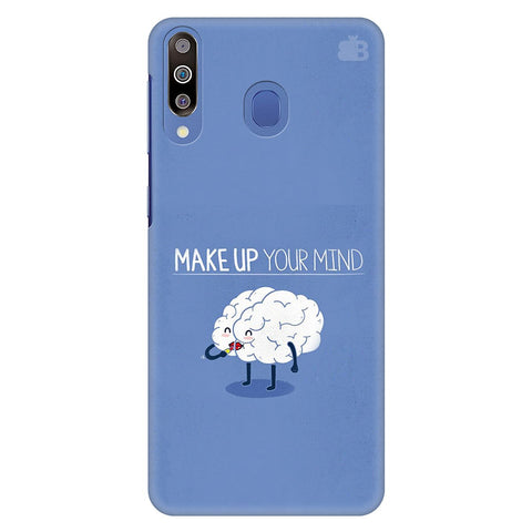 Make Up Mind Samsung Galaxy M40 Cover