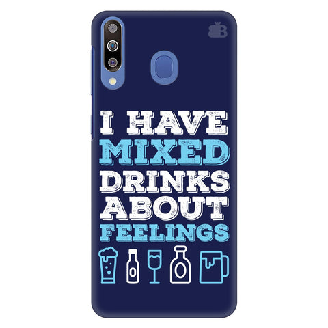 Mixed Drinks Samsung Galaxy M40 Cover