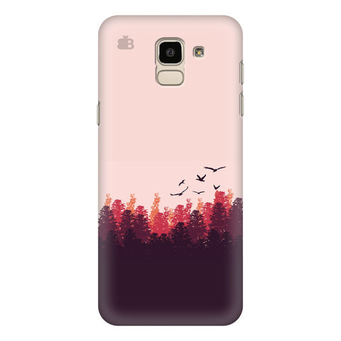 Forest Samsung Galaxy On 6 Cover