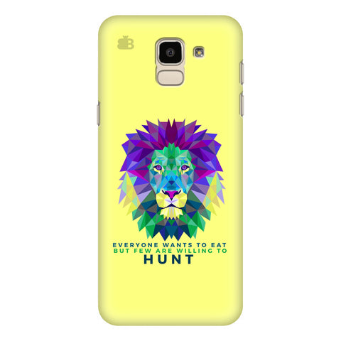 Willing to Hunt Samsung Galaxy On 6 Cover