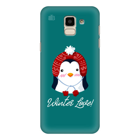 Winter Love Samsung Galaxy On 6 Cover