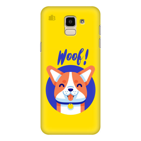 Woof Samsung Galaxy On 6 Cover