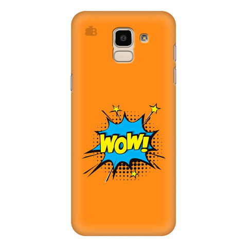 Wow! Samsung Galaxy On 6 Cover