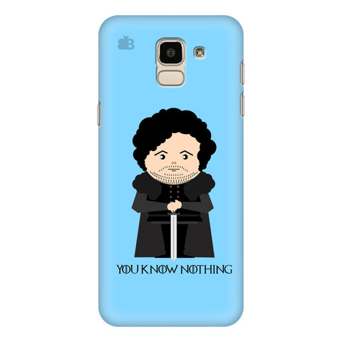 You Know Nothing Samsung Galaxy On 6 Cover