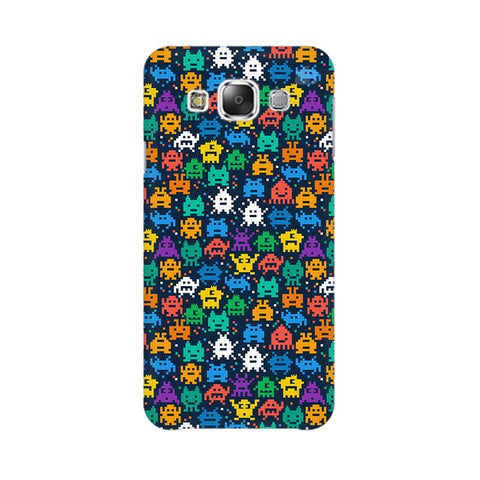 16 Bit Pattern Samsung Grand 3 G7200 Cover