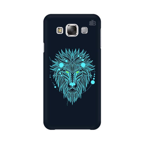 Abstract Art Lion Samsung Grand 3 G7200 Cover