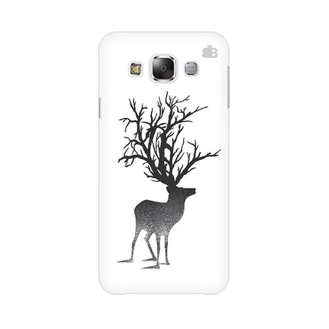 Abstract Deer Samsung Grand 3 G7200 Cover
