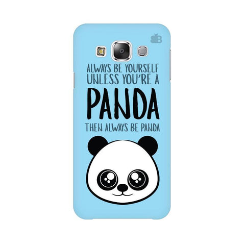 Always be panda Samsung Grand 3 G7200 Cover