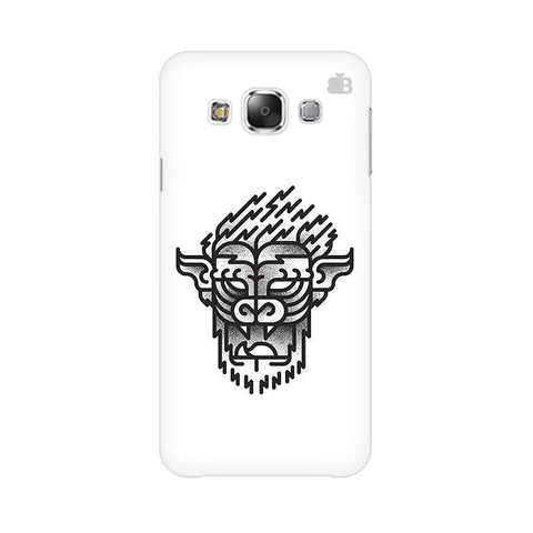 Arty Lion Samsung Grand 3 G7200 Cover