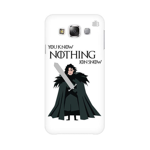 Badass Jon Snow Samsung Grand 3 G7200 Cover