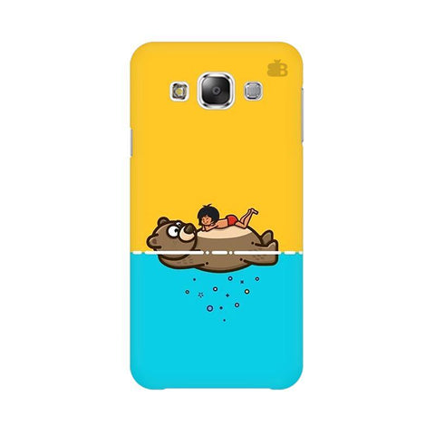 Baloo and Mowgli Samsung Grand 3 G7200 Cover