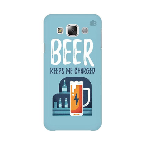 Beer Charged Samsung Grand 3 G7200 Cover