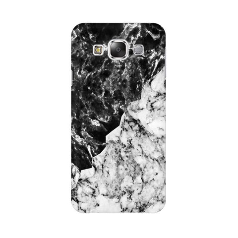 Black White Marble Samsung Grand 3 G7200 Cover