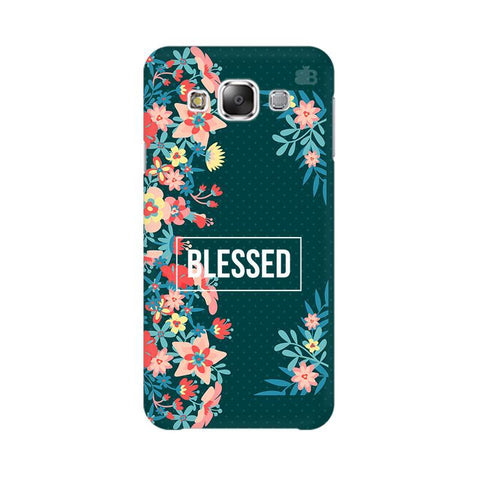 Blessed Floral Samsung Grand 3 G7200 Cover