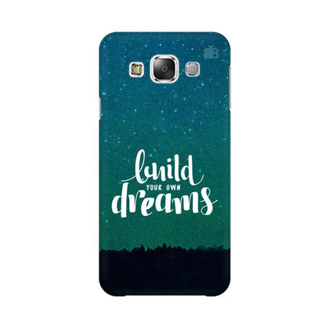 Build your own Dreams Samsung Grand 3 G7200 Cover