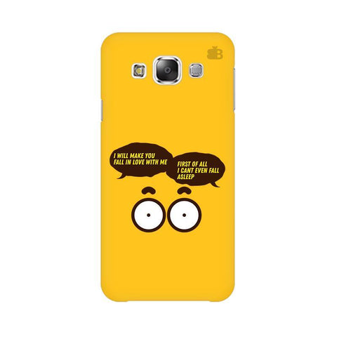 Cant Even Sleep Samsung Grand 3 G7200 Cover