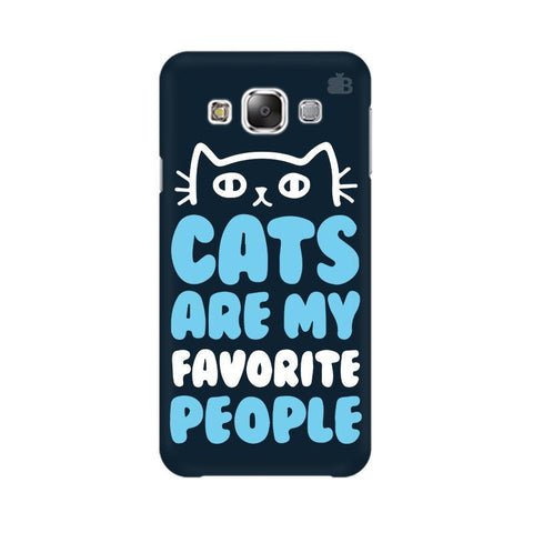 Cats favorite People Samsung Grand 3 G7200 Cover